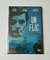 Jean-Pierre Melville UN FLIC (DVD MINT! R-1 USA) Alain Delon Catherine Deneuve