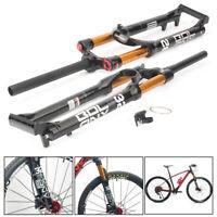 """Air Suspension Fork Absorber MTB Mountain Bike 26"""" 27.5"""" 29"""" 1-1/8Threadless"""