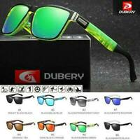 DUBERY Men Sport Polarized Driving Sunglasses Outdoor Riding Fishing Goggles.