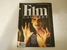Harvey Fierstein-  Film Comment Magazine 1989