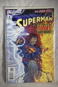 DC Comics Superman (The New 52) Issue#4