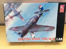 Curtiss Hawk 75M/N/O Hobbycraft - No. HC1557 - 1:48