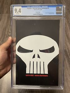 Punisher Kills the Marvel Universe #1 CGC 9.4 (2008) Variant Edition