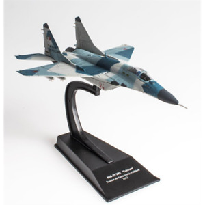 Hachette MU02 MIG 29SMT Fulcrum Russian AF Air Fighters Scale 1:100
