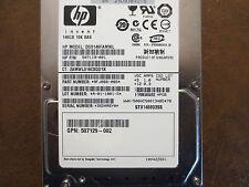 """HP ST9146803SS 9FJ066-085 FW:HPDB 146gb 2.5"""" SAS Hard Drive"""