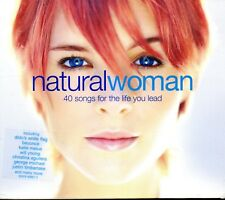 Natural Woman - 40 Songs Fot The Life You Lead - 2 x CDs 2004
