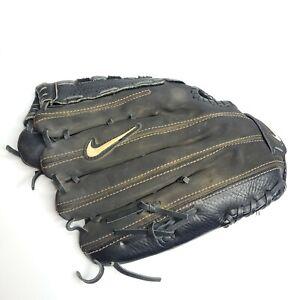 "Nike Keystone Diamond Ready Baseball Glove 12.5"" RHT Energy Arrest Padding Black"