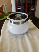 Corning Ware Replacement Drip Coffee Maker Tea Hot Water Serving CARAFE  P-210-W