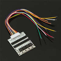 Battery Protection BMS PCB Board for 10 Packs 36V Li-ion Cell max 30A w/ Balance