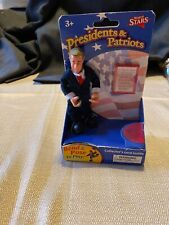 Odyssey Toys Presidents And Patriots Collectible George W Bush Figure NIP