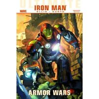 Ultimate Comics Iron Man: Armor Wars Book Very Good