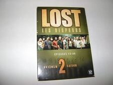 LOST LES DISPARUS L'INTEGRALE SAISON 2 - 4 DVD