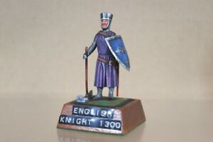 BRITAINS STADDEN TRADITION ENGLISH MEDIEVAL KNIGHT 1300 nv