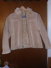 WILSONS LEATHER KIDS GIRLS LEATHER   JACKET SIZE S