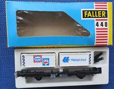 Faller Ams 440 Vagone con Kühl - Container RAR
