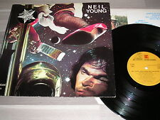 NEIL YOUNG : American Stars'n Bars - VYNIL LP 33T. - FRANCE 1977