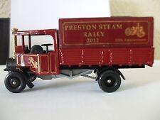 Lledo Diecast Foden Steam Wagon