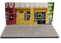 Diorama présentoir Boutique caviste / Wine shop - 1/43ème - #43-2-C-C-007