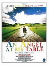 Affiche 120x160cm UN ANGE À MA TABLE /AN ANGEL AT MY… 1990 Jane Campion TBE