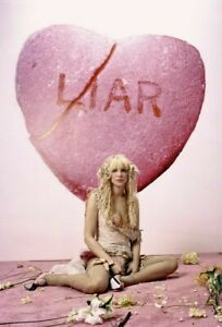 COURTNEY LOVE POSTER 24 x 36 inch Poster Photo Print Wall Art Home E