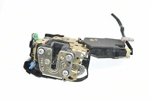 00 01 02 03 04 Subaru Legacy Outback Door Lock Latch Actuator Left Driver Front