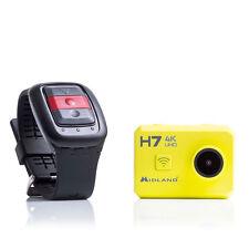 MINI TELECAMERA MIDLAND H7 - ACTION CAMERA HD MOTO - RISOLUZIONE 4K
