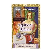 Mystical Kipper Oracle Deck/Fortunetelling Cards - Divination/Meditation/Magick
