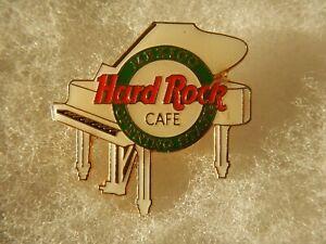 HARD ROCK CAFE MEXICO OPENING STAFF WHITE PIANO ORIGINAL RARE PIN
