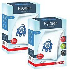 Genuine Miele GN Vacuum Bags 2 x Boxes, Hyclean 3D Efficiency