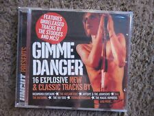 "V/A ""UNCUT GIMME DANGER"" 2005 16TRX. IGGY+MC5+ARCADE FIRE-STILL SEALED OOP COMP."