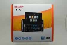 Sharp FX STX-2 - Black (AT&T) Smartphone