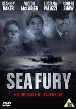 DVD:SEA FURY - NEW Region 2 UK
