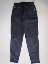 Rosner Twiggy79 Jeans Hose Dunkelblau Kariert Gr. 36 L32