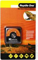 Reptile One Economy Thermometer Stick On for Terrarium & Reptiles