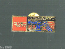 1994 WORLD CUP Soccer PIN by GMC Truck / Catalog with SONOMA: USA