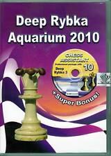 Deep Rybka Aquarium 2010 with SUPER BONUS NEW CHESS DVD