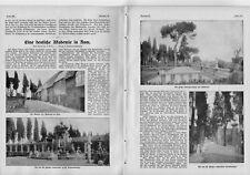 1913 Pommern Mürren Kassubei Rom Stettin