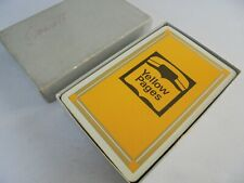 VINTAGE DECK OF ADVERTISING PLAYING CARDS-