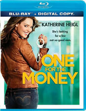ONE FOR THE MONEY (Katherine Heigl) - BLU RAY - Region A - Sealed