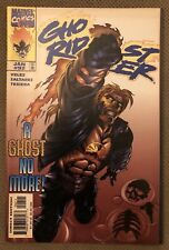 Marvel Comics Ghost Rider Vol 3 #92 1998  Javier Saltares (VF- 7.5)