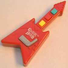 Guitar Hero Mini Red Axe, Playable Kellogg's Promotional Cereal Toy, 2005-2007