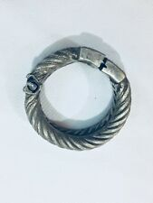 Color Bracelet Ethiopian Old Silver
