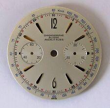 CHRONOGRAPHE SWISSE, Zifferblatt Landeron 13 3/4''', 34,5 mm NEW OLD STOCK
