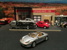 1:64 Hot Wheels Limited Edition Porsche Boxster Silver
