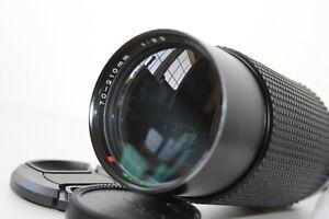 RMC Tokina 70-210mm f3.5 Telephoto Zoom  Lens. Nikon F / AI Mount.