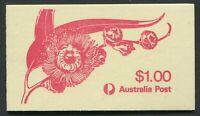 EUCALYPTS 1982 - $1 VENDING MACHINE FOLDER STAMPS - MINT