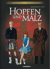 Hopfen und Malz Gesamtausgabe 3, Comicplus