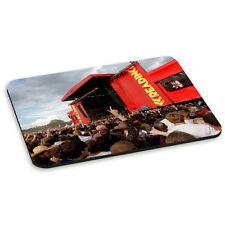 Festival Crowd #2 Stage Music Rock Indie Alternative PC Computer Mouse Mat Pad