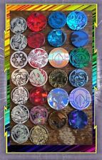 🌈Jetons Pokemon Neufs au Choix💘 --🐰-- 💘Brand New Coins Select your choice