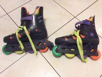 Inline Skates / Inliner - Hudora Kidline - Größe 40
